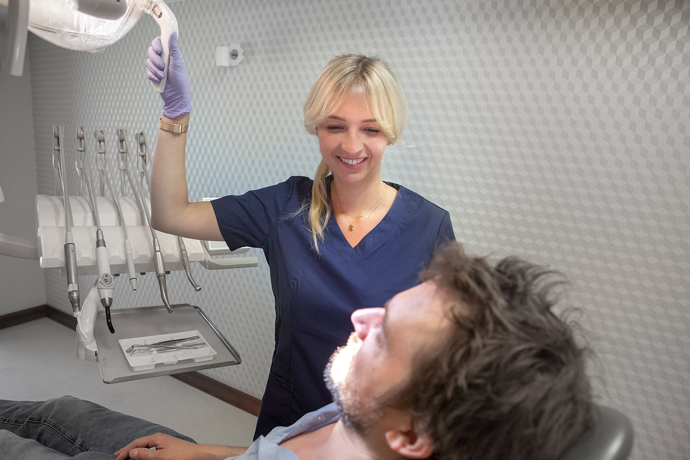Stomatologia bezstresowa